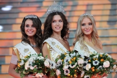 Елизавета Голованова стала Мисс России-2012