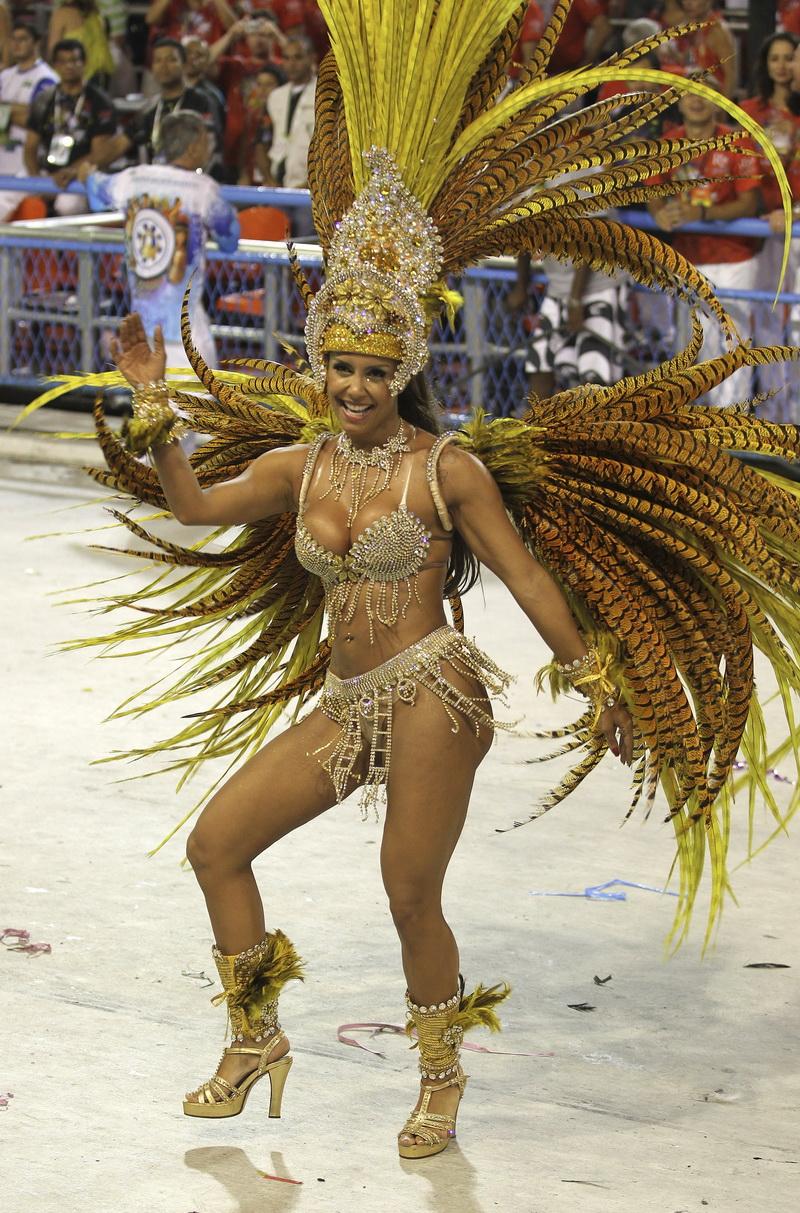 Тёлки бразильского фестиваля 23 фотография