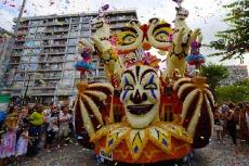 Лондонский карнавал в Ноттинг-Хилле