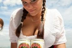 Мария Зарринг - самая большая натуральная грудь России