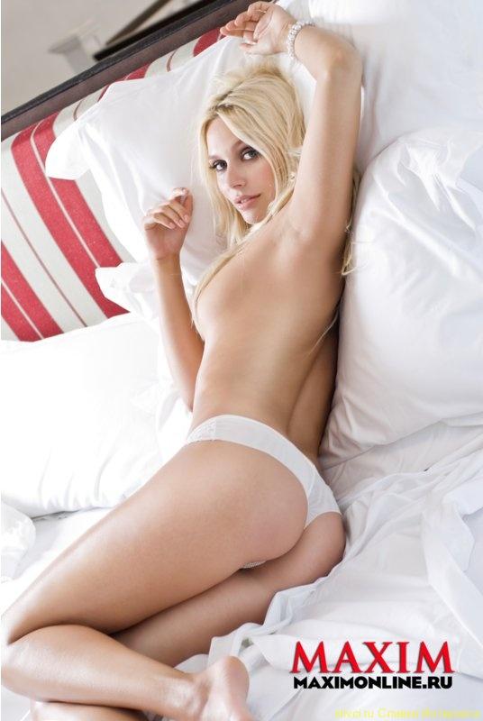 Наталья Рудова снялась обнажённой