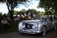 Автомобиль Nash Healy 1953 года выпуска