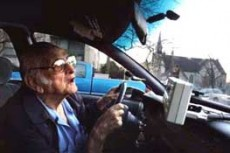 Немец полвека ездил на автомобиле без прав