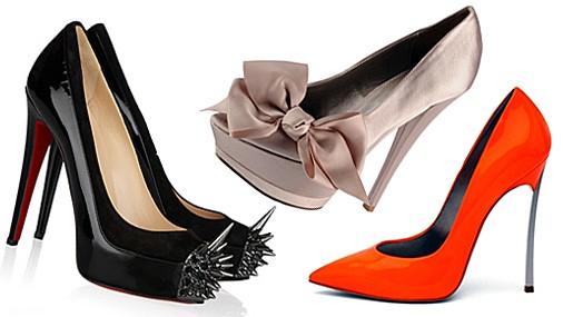 Современные туфли фото