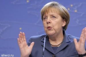 Ангела Меркель получила травмы на лыжной прогулке