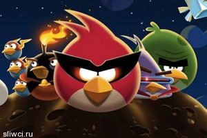 АНБ шпионило за пользователями через Angry Birds