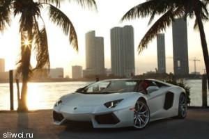 Покупателям пентхаусов в Дубае подарят суперкары Lamborghini