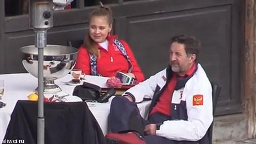 Леонида Ярмольника «застукали» с молодой актрисой