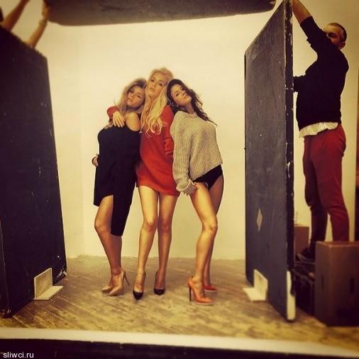 В Сети появилась эротическая фотосессия новой «ВИА Гры»