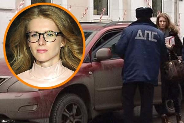 Фото-модель и актриса кино Ирина Брагина на Lexus сбила полицейского