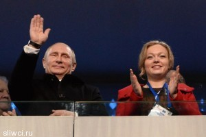 Загадочная незнакомка Владимира Путина