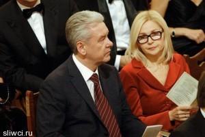Мэр Москвы Сергей Собянин разводится с женой