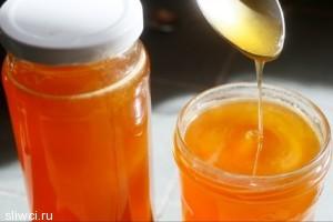 Мед не дает толстеть