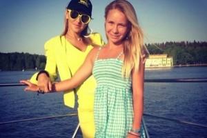 Дочь Татьяны Навки рассекретила имя сестры