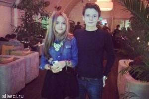 Сын Валерии встречается с дочерью Дмитрия Маликова