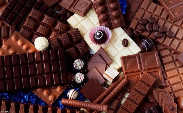 Шоколад своими руками фото