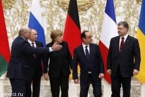 На переговорах в Минске согласованы все вопросы, кроме границы