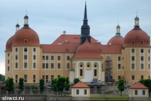 В старинном замке Саксонии найден тайник Гитлера