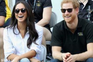 """Меган Маркл: """"У нас с принцем Гарри любовь, и мы - пара"""""""