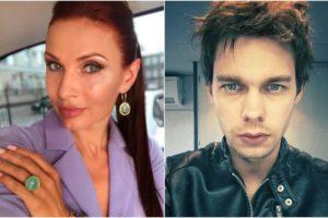 Эвелина Бледанс встречается с Аристархом Венесом