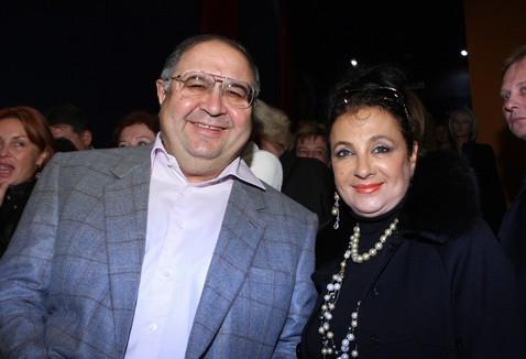 Алишер Усманов о отношениях с Ириной Винер