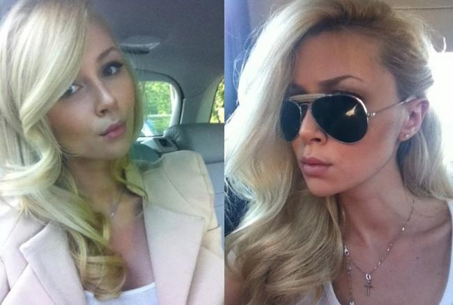 Дочка Насти Заворотнюк - Аня Стрюкова