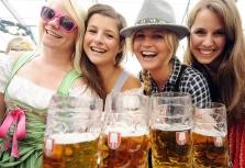 Октоберфест в Мюнхене - Oktoberfest beer festival