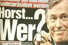 Отставка президента Германии обвалила евр