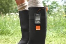Сапоги для зарядки телефона Orange Power Wellies