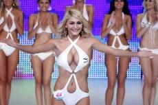 Мисс Бикини 2010 самая красивая девушка Румынии Диана Ирина Боянка