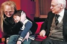 Наталия Белохвостикова стала мамой, выйдя на пенсию