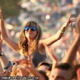 Жительница Великобритании родила на рок-фестивале