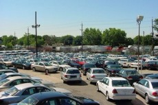 Подержанные автомобили в Беларуси подешевели