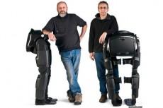 Новозеландские ученые продемонстрировали подвижный робот экзоскелет Rex