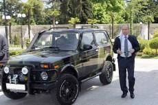 «Нива» Владимира Путина. Все особенности машины