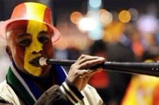 В Испании запретили вувузелы на время фестиваля