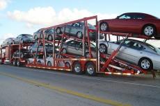 Импорт легковых авто в Беларусь увеличился на 58,4 процента