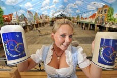 Гостям Октоберфеста в этом году пиво обойдется дороже