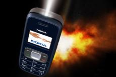 Взрыв телефона Nokia убил человека