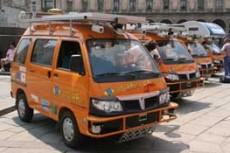 Итальянские роботы-автомобили пересекают Евразию без водителей