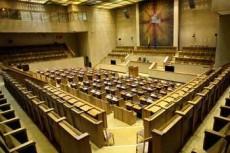 Литовских депутатов не отпустили на футбол