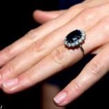 Принц Уильям подарил невесте кольцо  – принцессы Дианы