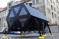 В Дании построили шагающий дом