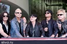 Scorpions проедут с прощальным туром по России
