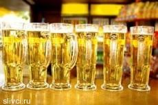 Немцы вызвали пожарных на спасение пива