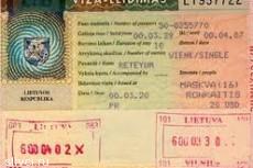 Литва обещает выдавать белорусам визы за символическую плату