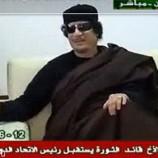 Алжир пообещал передать Каддафи суду в Гааге