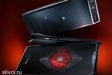 Motorola показала сверхтонкий Droid RAZR