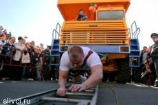 Белорусы идут на новый рекорд