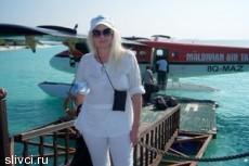 Елена Кондулайнен - отпуск на Мальдивах